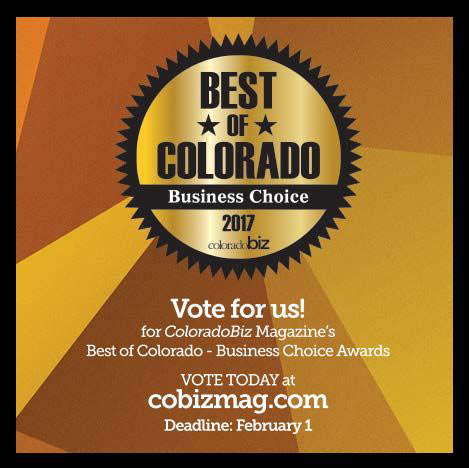 Vote for Best of Colorado