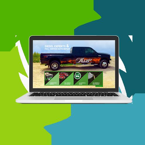 denver small business website