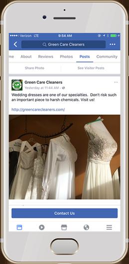 Social Media Green Care