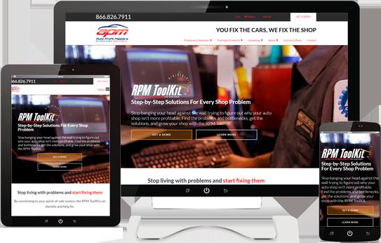 AMG APM Website
