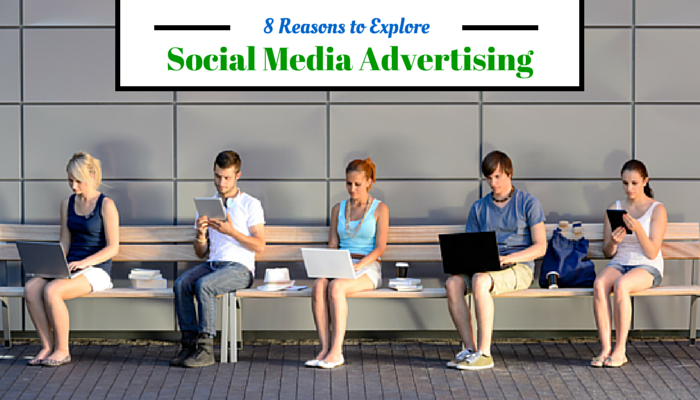 Social media advertising can get your message in front of the right person at the right time. Here are 8 reasons to try it from the social media experts at Automated Marketing Group.