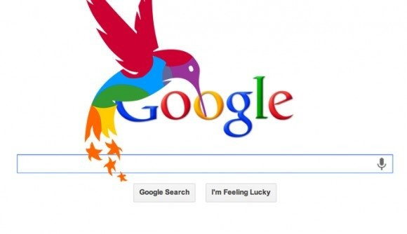 Google Hummingbird Update