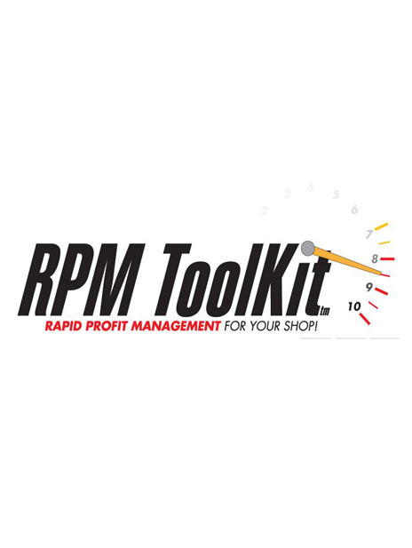 RPM logo design