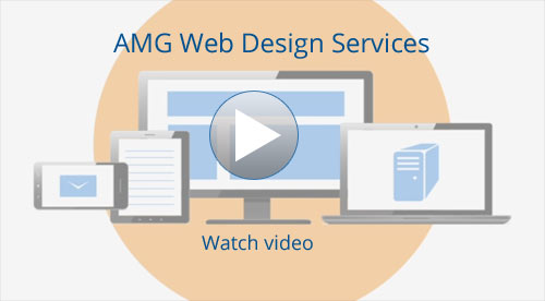 AMG Web Design Video