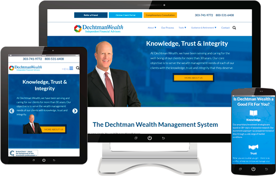 AMG Dechtman Website