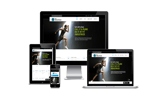 AMG Fit Industries Website