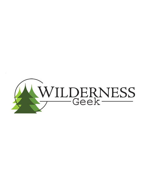 Wildreness Geek logo design