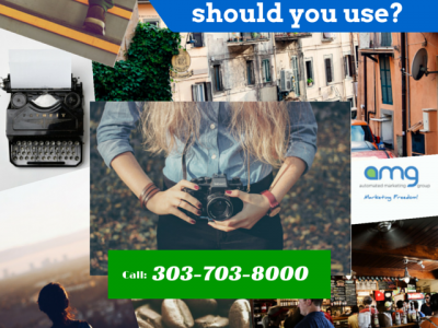 What image should you use? Visual content is critical for content markeitng, social media, websites, and more.